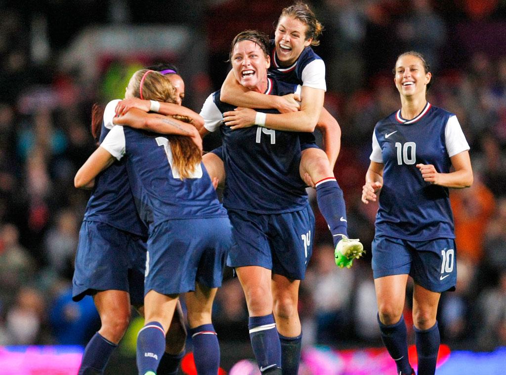 Team USA, Women's Soccer