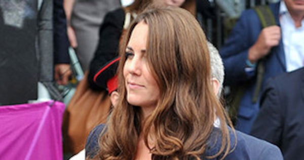 Get Kate Middleton S Olympic Shoe Style E News