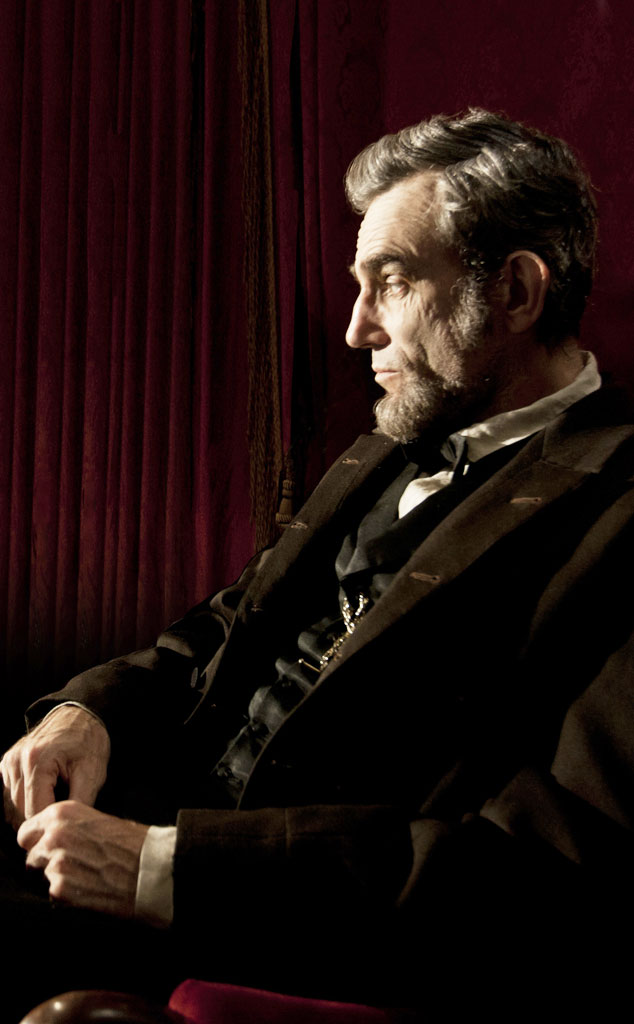 Daniel Day-Lewis, Lincoln