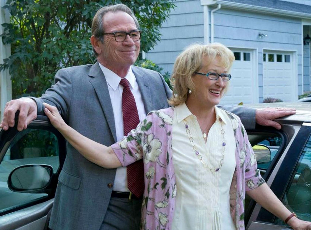 Tommy Lee Jones, Meryl Streep, Hope Springs