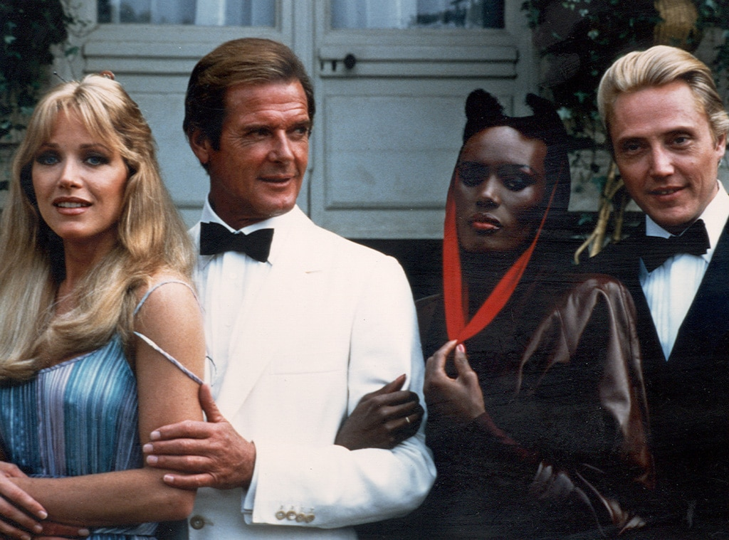 A View To Kill, Roger Moore, James Bond