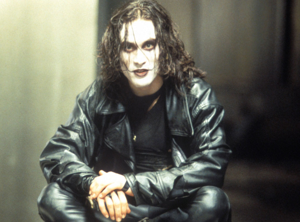 Brandon Lee From 18 Stars Who Died Before Their Movies Came Out E