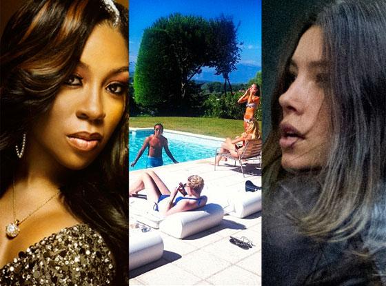 K. Michelle, Love & Hip Hop, Rich Kids, Jessica Biel