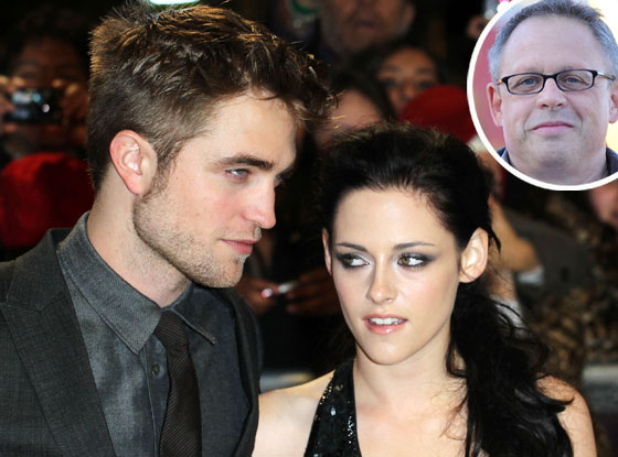 Robert Pattinson, Kristen Stewart, Bill Condon