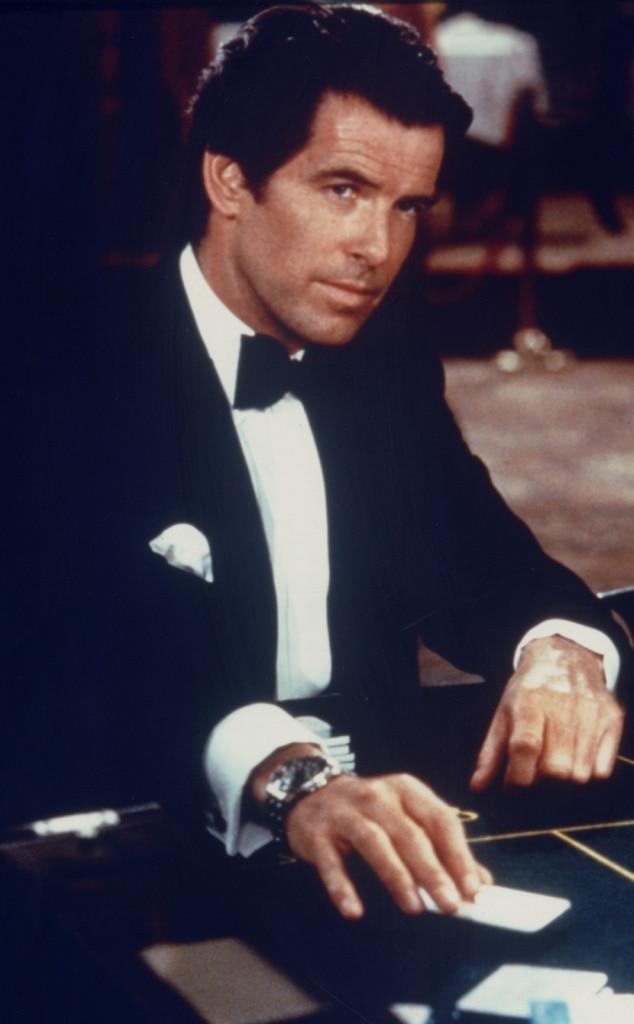 Goldeneye, Pierce Brosnan, James Bond