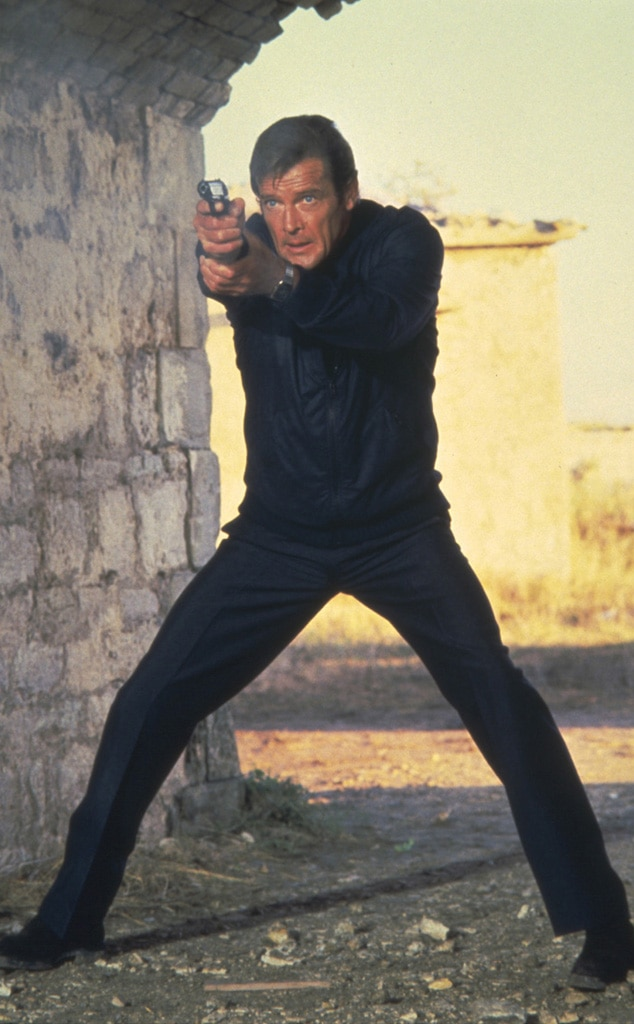 For Your Eyes Only, Roger Moore, James Bond