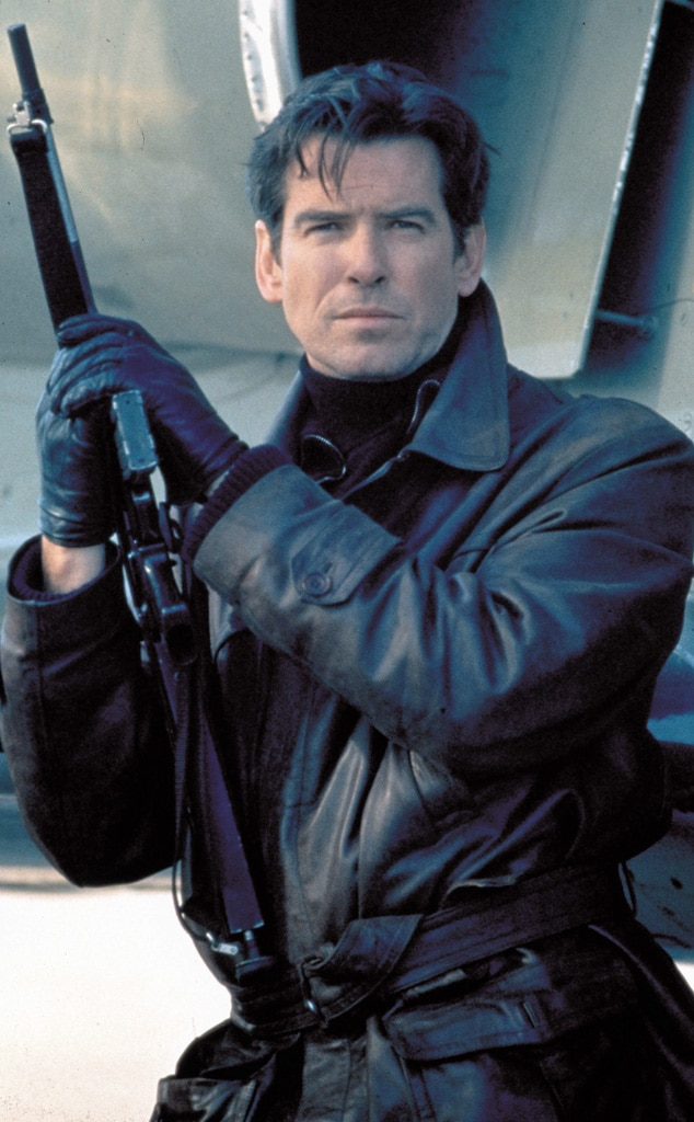 Tomorrow Never Dies, Pierce Brosnan, James Bond