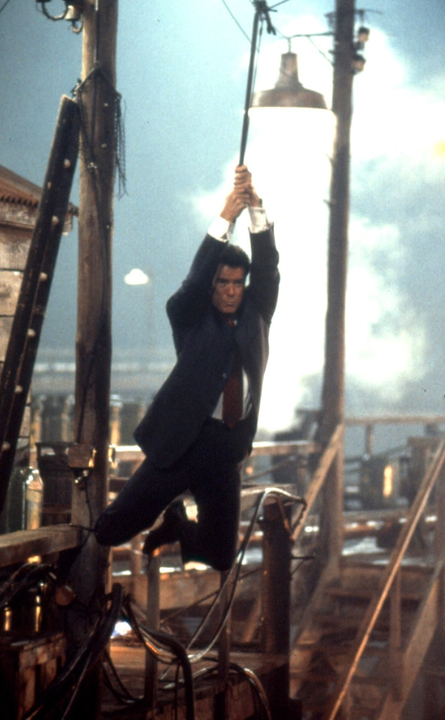 The World is Not Enough, Pierce Brosnan, James Bond