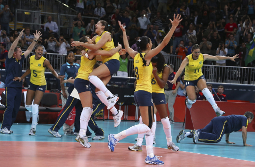 Brasil, Volei, volley