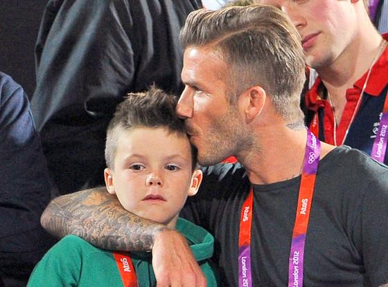 David Beckham, Cruz Beckham