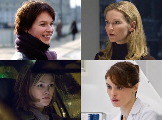 The Bourne Franchise, Famke Potente, Joan Allen, Rachel Weisz, Julia Stiles
