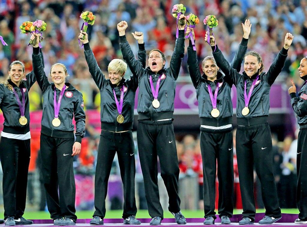Women's Soccer, Team USA