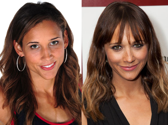 Lolo Jones, Rashida Jones