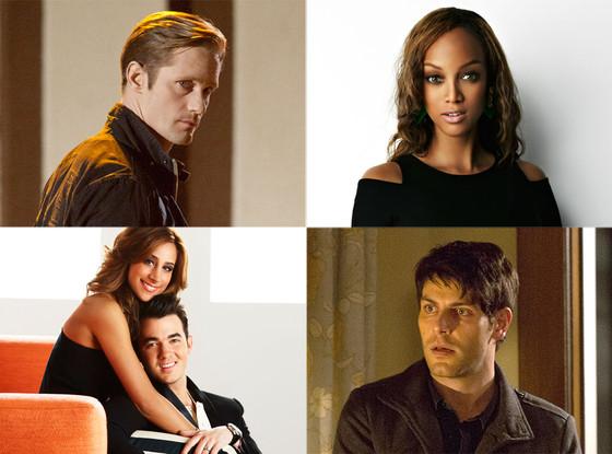 America's Next Top Model, Grimm, Married to Jonas, True Blood