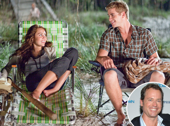 The Last Song, Miley Cyrus, Liam Hemsworth, Greg Kinnear