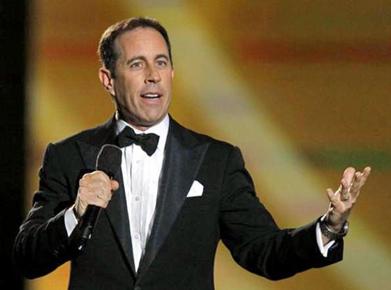 Oprah Winfrey, Jerry Seinfeld