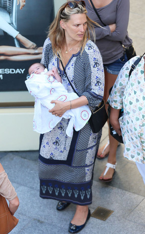 Molly Sims, Brooks Alan Stuber