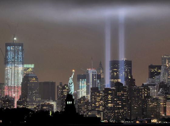 Tribute in Light, World Trade Center