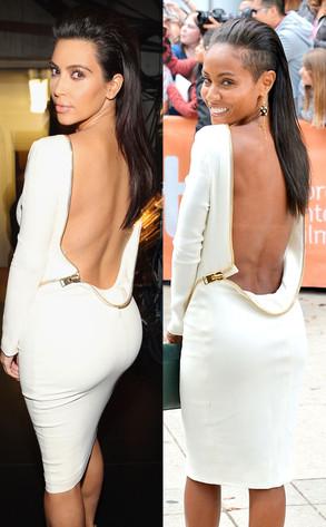 Kim Kardashian, Jada Pinkett Smith