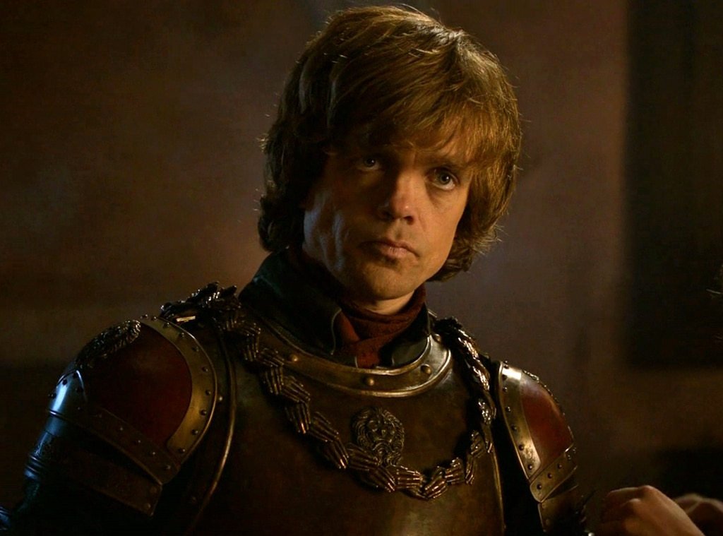 Peter Dinklage, Coleth Hill, Game of Thrones