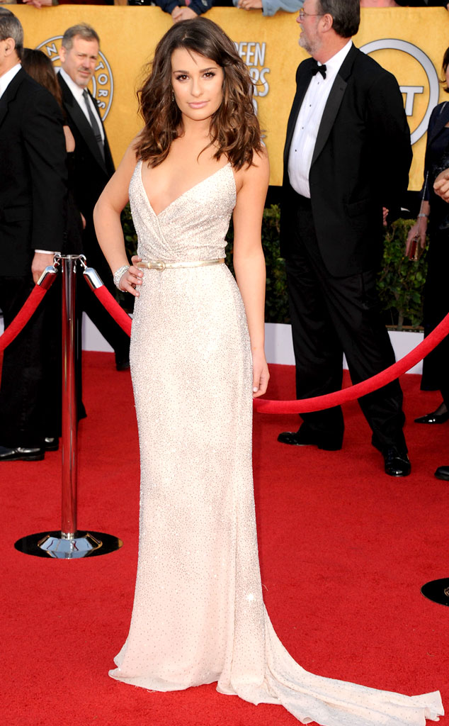 Lea Michele, SAG Awards