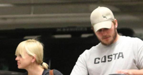Anna Faris Chris Pratt Bring Home Baby Jack E News