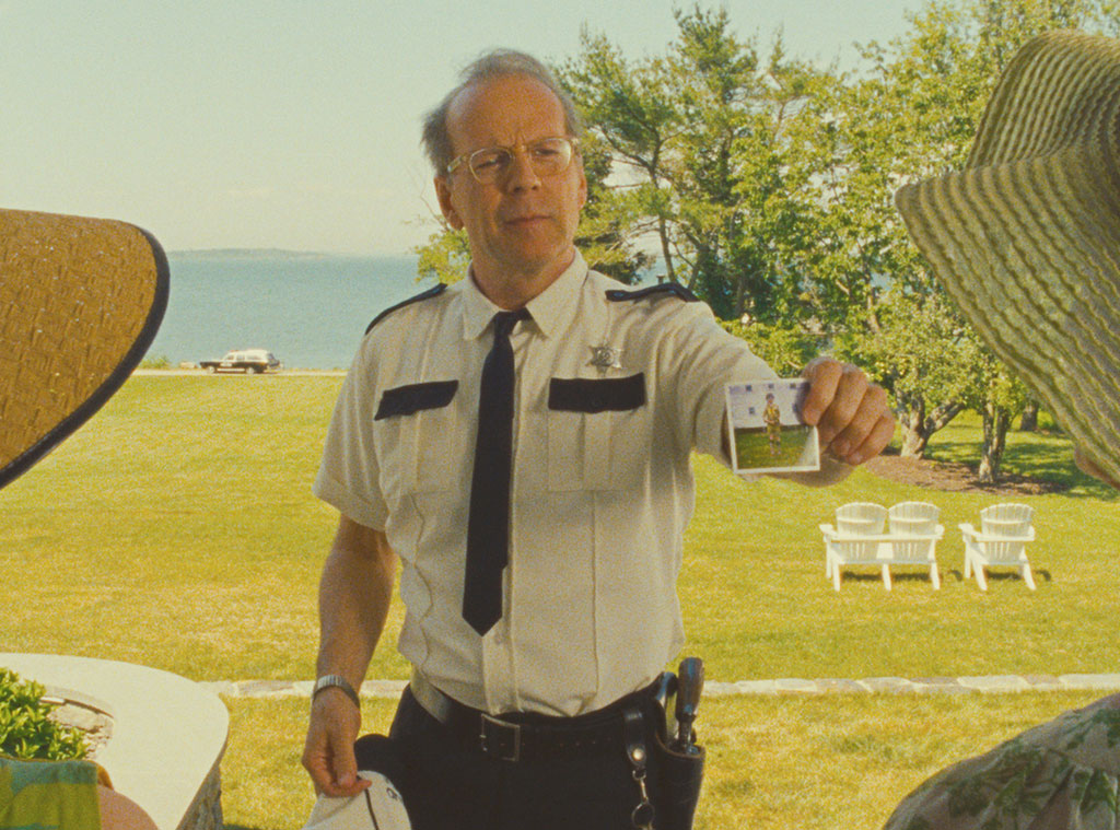 Bruce Willis, Moonrise Kingdom