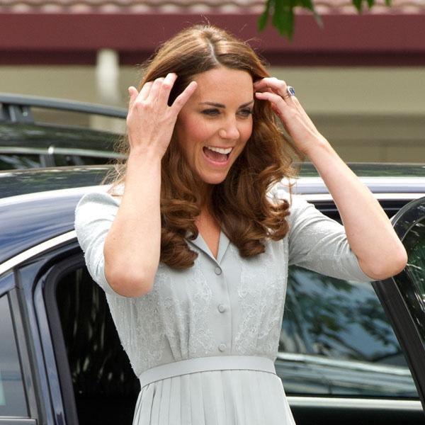 Kate Middleton Butt Naked?! - E! Online