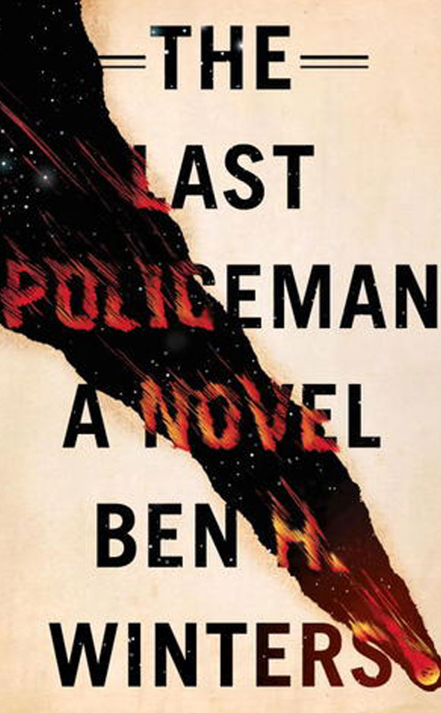 The Last Policeman, Book Cover