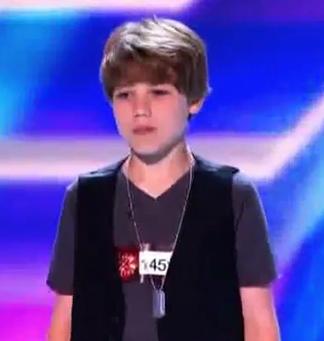 Mini Justin Bieber