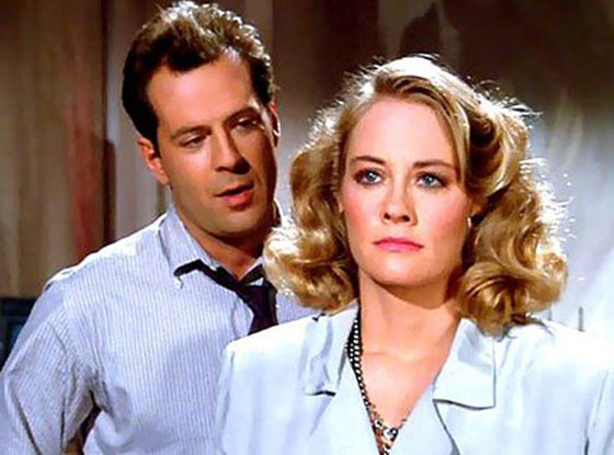 Moonlighting, Cybill Shepherd, Bruce Willis