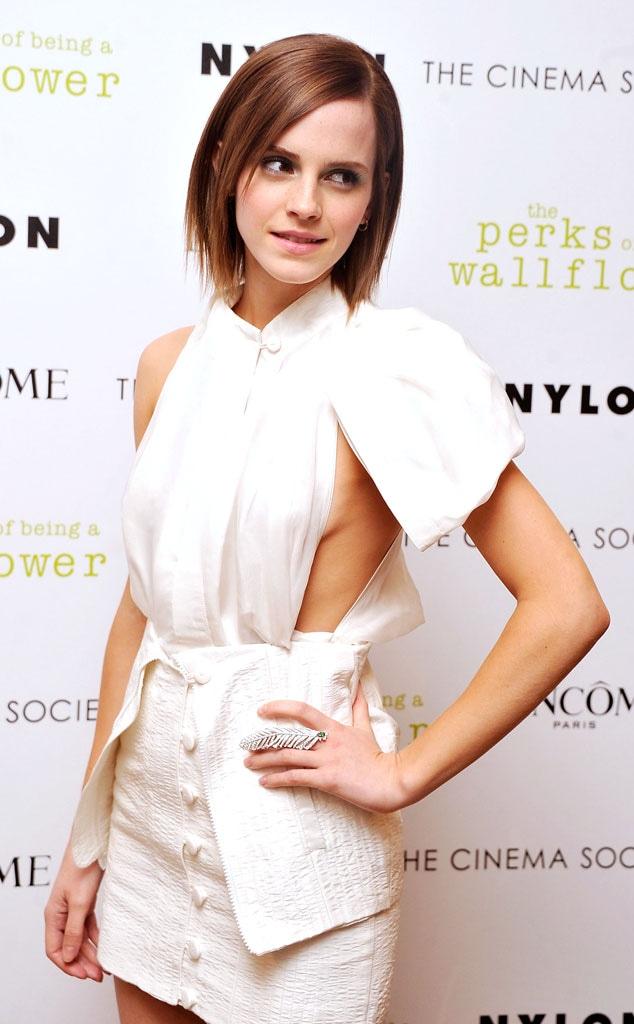 Bra emma watson Emma Watson