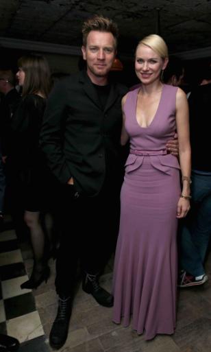 Ewan McGregor, Naomi Watts
