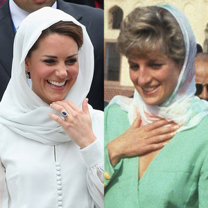 Duchess Catherine, Kate Middleton, Princess Diana