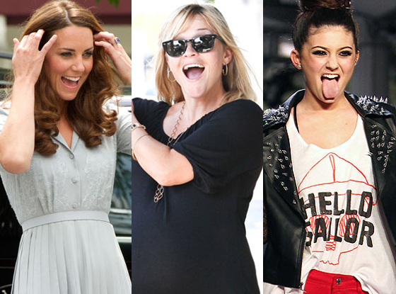 Week in Pics, Duchess Catherine, Reese Witherspoon, Kylie Jenner
