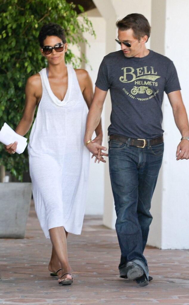 Halle Berry, Olivier Martinez, Romance Rewind