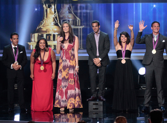 Olympians, Alma Awards