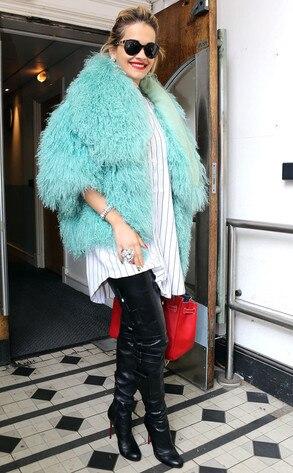 Rita Ora, Rihanna