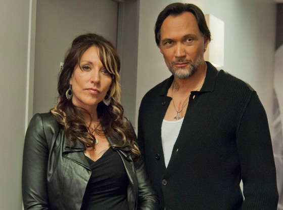 Katey Sagal, Jimmy Smits, Sons of Anarchy