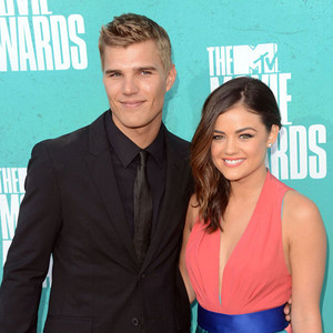 Who is lucy hale dating now