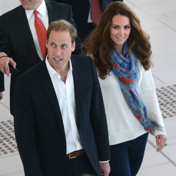 Prince Harry - Kate Middleton Bare Bum Photo - Laughs At