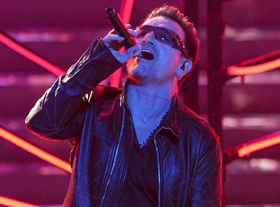 Bono, U2, American Idol