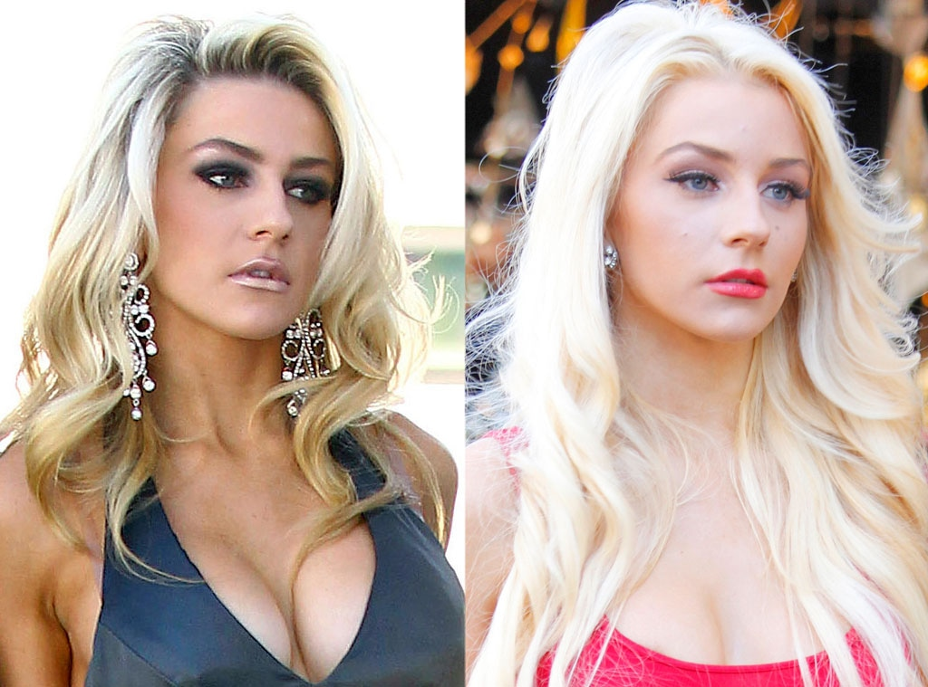 Courtney Stodden S Dramatic New Look E Online