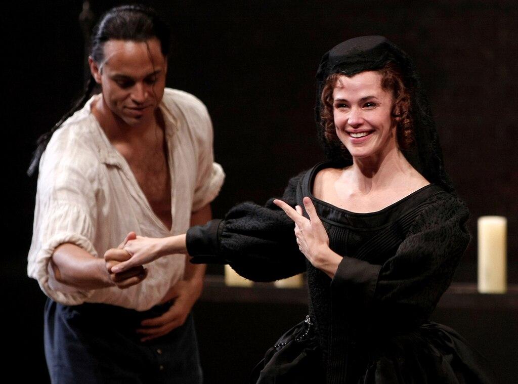 Daniel Sunjata, Jennifer Garner, Cyrano de Bergerac, Broadway