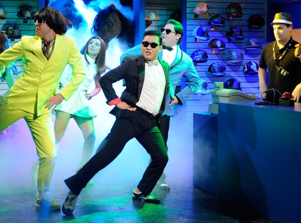 Gangnam Style sketch, SNL