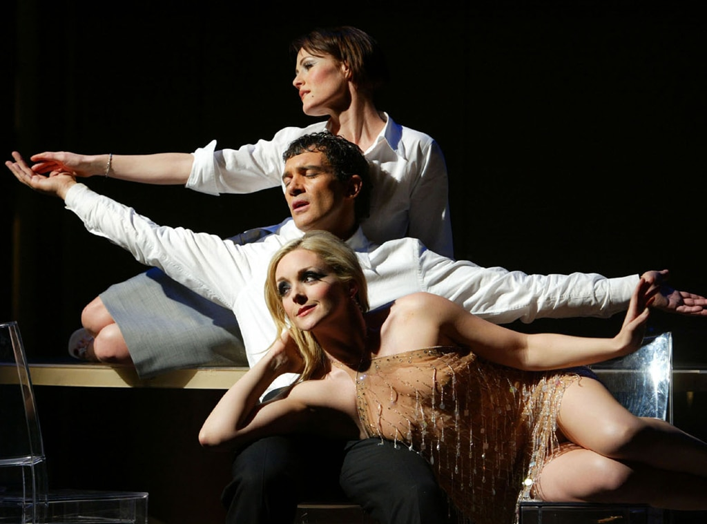 Mary Stuart Masterson, Antonio Banderas, Jane Krakowski, Nine, Broadway