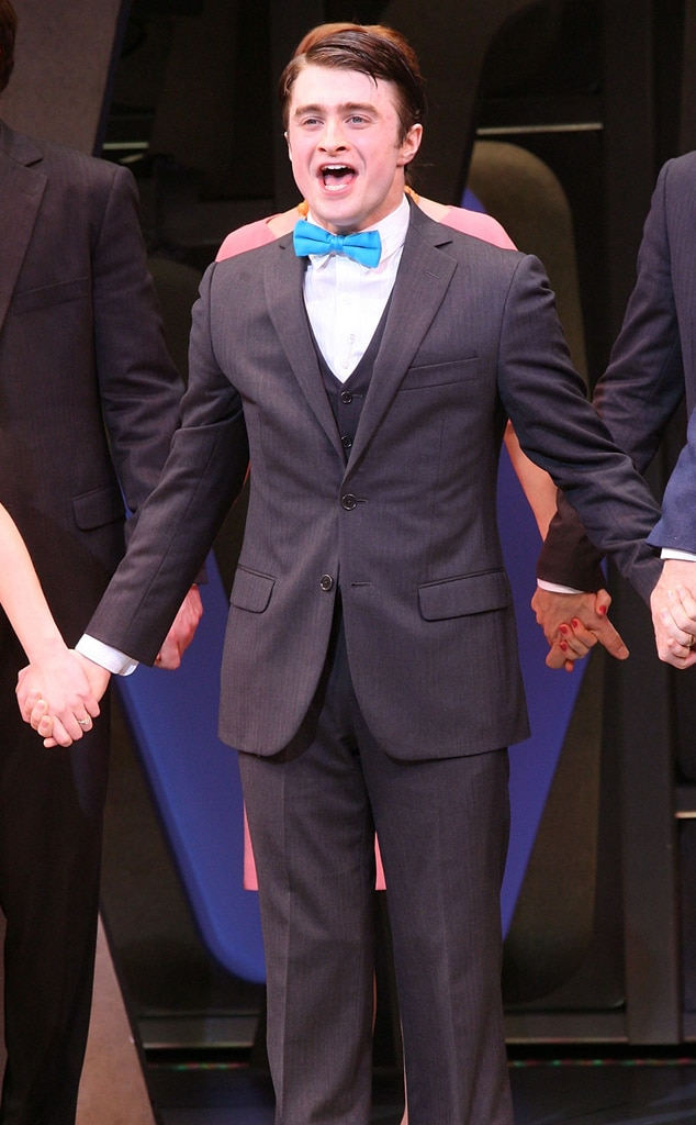 Daniel Radcliffe, How To Succeed In Business Without Really Trying, Broadway