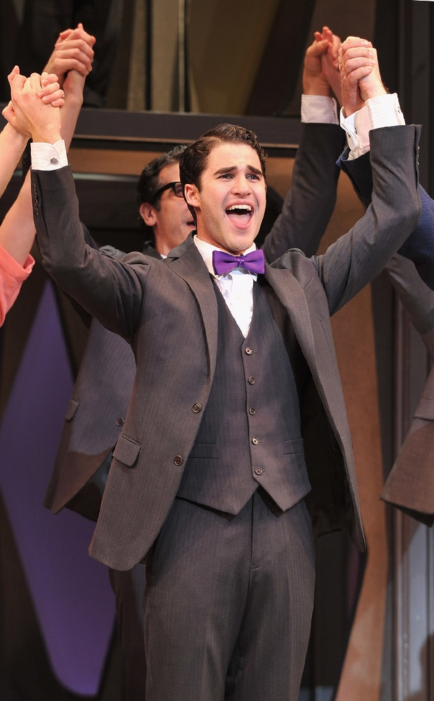 Darren Criss, How To Succeed In Business Without Really Trying, Broadway