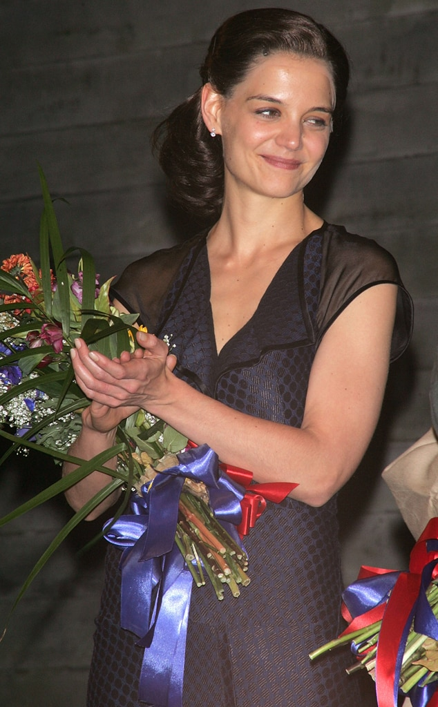 Katie Holmes, All My Sons, Broadway