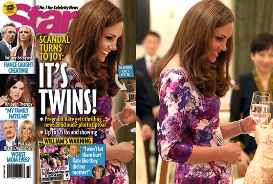Star Magazine, Kate Middleton, Catherine